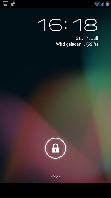 android update runterladen