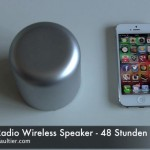 HIDDEN Radio Wireless Speaker Kickstarter