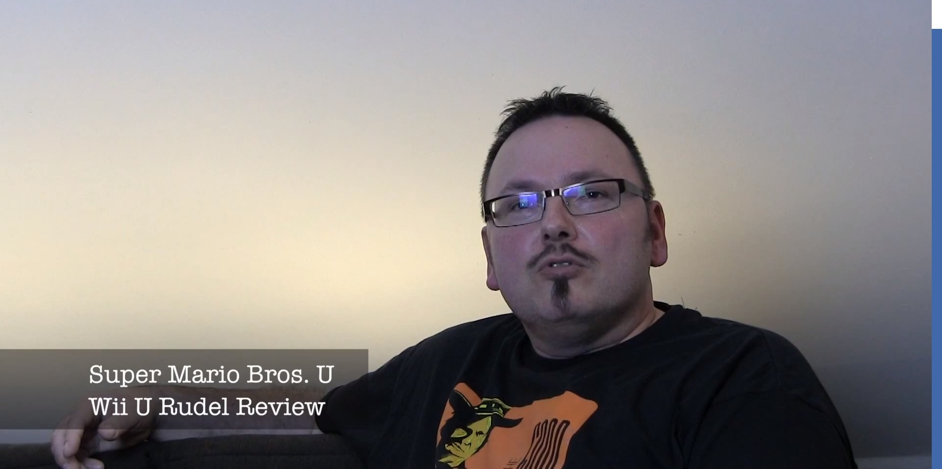 Wii U Rudel Review Super Mario Bros U
