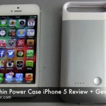 avvy Ultra Thin Power Case iPhone 5 Review