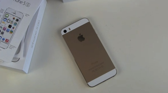 Iphone 5s Gold Unbox Iphone 5s Gold Unboxing Und