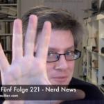 Faultiers Fünf Folge 221 - Nerd News