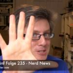 Faultiers Fünf Folge 235 - Nerd News