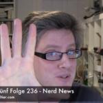 Faultiers Fünf Folge 236 - Nerd News