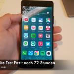 Huawei P9 Lite Test Fazit nach 72 Stunden