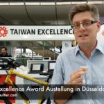 Taiwan Excellence Award Ausstellung in Düsseldorf