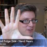Faultiers Fünf Folge 244 - Nerd News