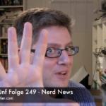 Faultiers Fünf Folge 249 - Nerd News