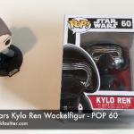 Star Wars Kylo Ren Wackelfigur - POP 60