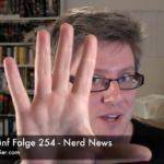 Faultiers Fünf Folge 254 - Nerd News
