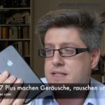 iPhone 7 : 7 Plus machen Geräusche, rauschen und fiepen