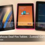 Amazon Warehouse Deal Fire Tablets - Zustand Gut vs Akzeptabel 2